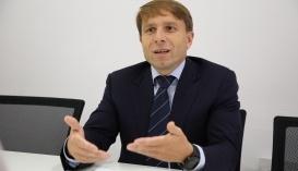 Микола Горбачов, керівник New World Grain Ukraine (Soufflet Group), президент Української Зернової Асоціації