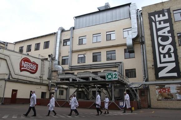 Nestlé і кондитерська фабрика «Світоч». Бренд зі світовим ім`ям фото, ілюстрація