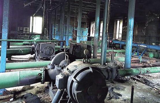 На Одещині невідомі озброєні особи підпалили зрошувальну станцію фото, ілюстрація