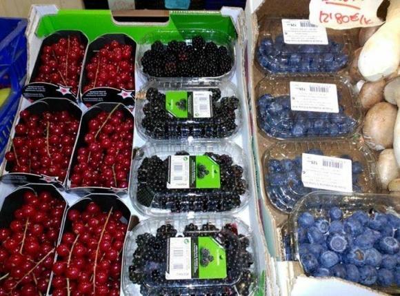 Оприлюднено контакти трейдерів, які купують органічну ягоду  фото, ілюстрація
