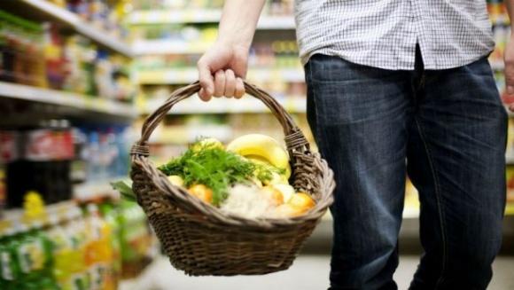 Які області лідирують у зростанні цін на продукти? фото, ілюстрація