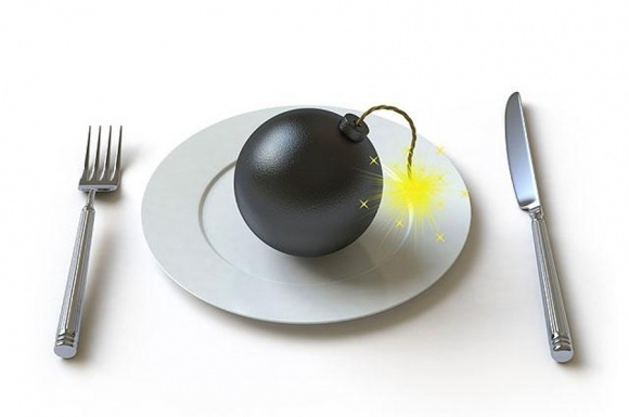 Чому в Україні гірша їжа, ніж в ЄС? фото, ілюстрація