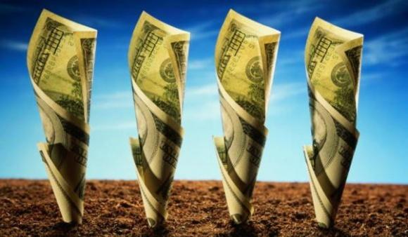 Інвестиції в сільське господарство зростають прискореними темпами фото, ілюстрація