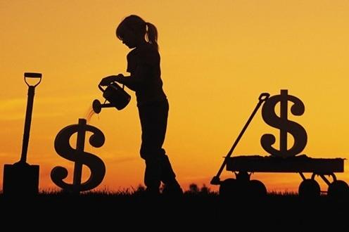 Рентабельність сільгосппродукції в Україні в рази вища, ніж в Америці фото, ілюстрація
